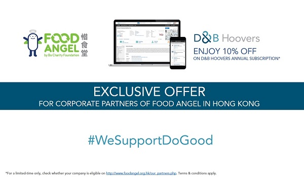 Food Angel Corporate Partners offer