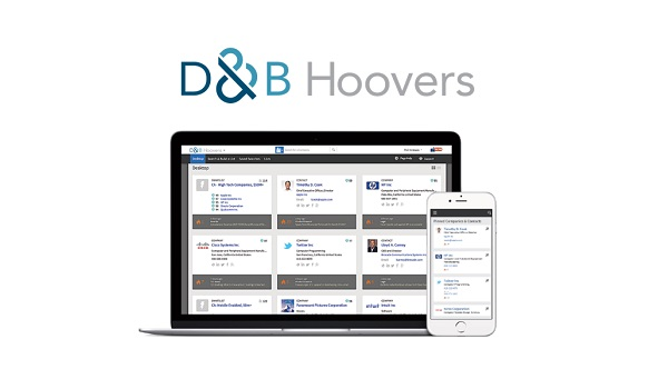 D&B Hoovers - #NEXTGEN B2B Data Intelligence